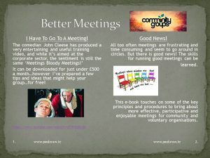Better Meetings pg 1